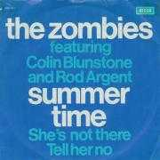 Details The Zombies featuring Colin Blunstone and Rod Argent - Summer Time