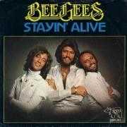 Details Bee Gees - Stayin' Alive
