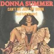 Coverafbeelding Donna Summer - I Feel Love