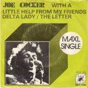 Details Joe Cocker - With A Little Help From My Friends ((1968)) / With A Little Help From My Friends [Maxi-Single] ((1972))
