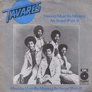 Coverafbeelding Tavares - Heaven Must Be Missing An Angel