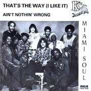 Details KC and The Sunshine Band - That's The Way (I Like It)