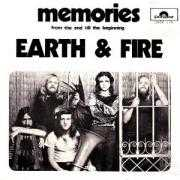 Coverafbeelding Earth & Fire - Memories