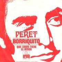 Coverafbeelding Peret - Borriquito