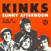 Coverafbeelding Kinks - Sunny Afternoon