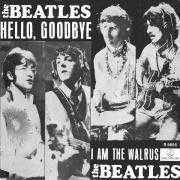 Coverafbeelding The Beatles - Hello, Goodbye
