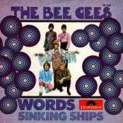 Details The Bee Gees - Words