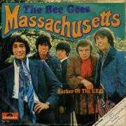 Coverafbeelding The Bee Gees - Massachusetts