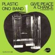 Coverafbeelding Plastic Ono Band - Give Peace A Chance