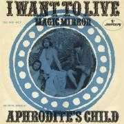 Trackinfo Aphrodite's Child - I Want To Live