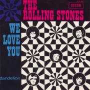 Details The Rolling Stones - We Love You/ Dandelion