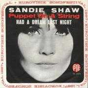Details Sandie Shaw - Puppet On A String
