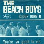 Coverafbeelding The Beach Boys - Sloop John B