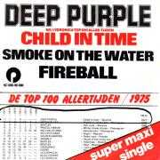 Details Deep Purple - Child In Time / Child In Time [Super Maxi Single]