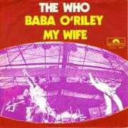Coverafbeelding The Who - Baba O'Riley