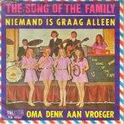 Coverafbeelding The Song Of The Family - Niemand Is Graag Alleen