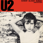 Details U2 - Sunday Bloody Sunday