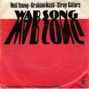 Coverafbeelding Neil Young & Graham Nash & Stray Gators - War Song