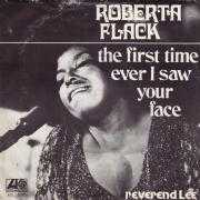 Coverafbeelding Roberta Flack - The First Time Ever I Saw Your Face