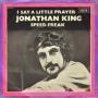 Coverafbeelding Jonathan King - I Say A Little Prayer