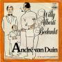 Coverafbeelding André Van Duin - Willy Alberti Bedankt