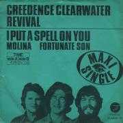 Details Creedence Clearwater Revival - I Put A Spell On You [Maxi Single]