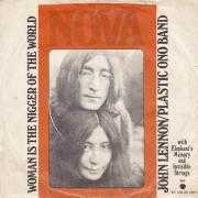 Coverafbeelding John Lennon/Plastic Ono Band with Elephant's Memory and Invisible Strings - Woman Is The Nigger Of The World