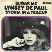 Coverafbeelding Lynsey De Paul - Sugar Me