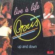 Details Opus - Live Is Life