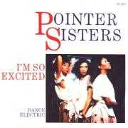 Details Pointer Sisters - I'm So Excited
