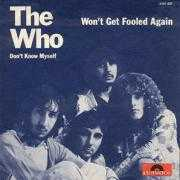 Coverafbeelding The Who - Won't Get Fooled Again