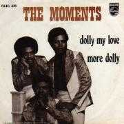 Details The Moments - Dolly My Love