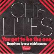 Coverafbeelding The Chi-Lites - You Got To Be The One