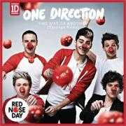 Coverafbeelding one direction - one way or another (teenage kicks)