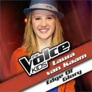 Coverafbeelding laura van kaam - edge of glory