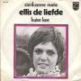 Coverafbeelding Ellis De Liefde - Zierikzeese Marie