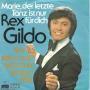 Details Rex Gildo - Marie, Der Letzte Tanz Ist Nur Für Dich