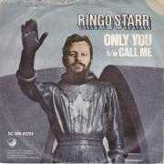 Coverafbeelding Ringo Starr - Only You