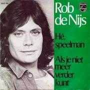 Coverafbeelding Rob De Nijs - Hé, Speelman