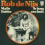 Coverafbeelding Rob De Nijs - Malle Babbe