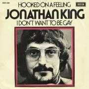 Coverafbeelding Jonathan King - Hooked On A Feeling