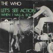 Coverafbeelding The Who - Let's See Action