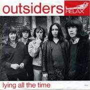 Coverafbeelding Outsiders - Lying All The Time