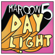Details maroon 5 - daylight