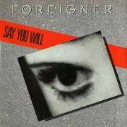 Details Foreigner - Say You Will