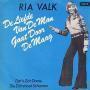 Details Ria Valk - De Liefde Van De Man Gaat Door De Maag
