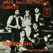 Details Paul McCartney & Wings - Let'em In
