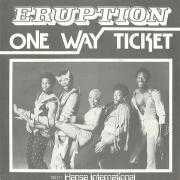 Details Eruption - One Way Ticket