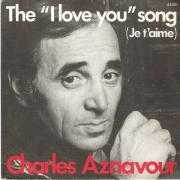 "Coverafbeelding Charles Aznavour - The ""I Love You"" Song (Je T'aime)"