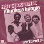 Coverafbeelding Hot Chocolate - Mindless Boogie